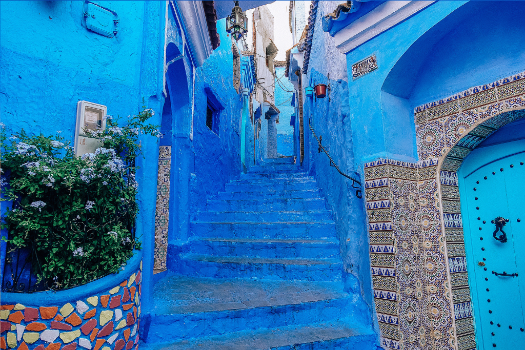 Day Trip to Chefchaouen from Fes
