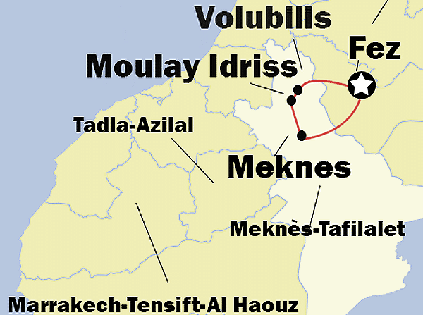 day-tour-to-meknes-from-fez